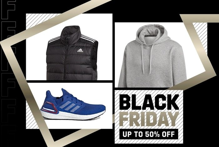 Shop the adidas Black Friday 2020 sale and save up to 50% on the adidas products you love