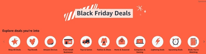 Amazon Black Friday Shoes 2020