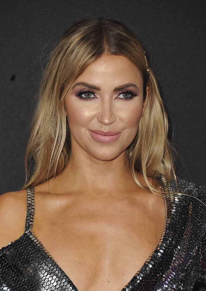 Kaitlyn Bristowe, pictured at the 2019 People's Choice Awards, is a former spin-class instructor
