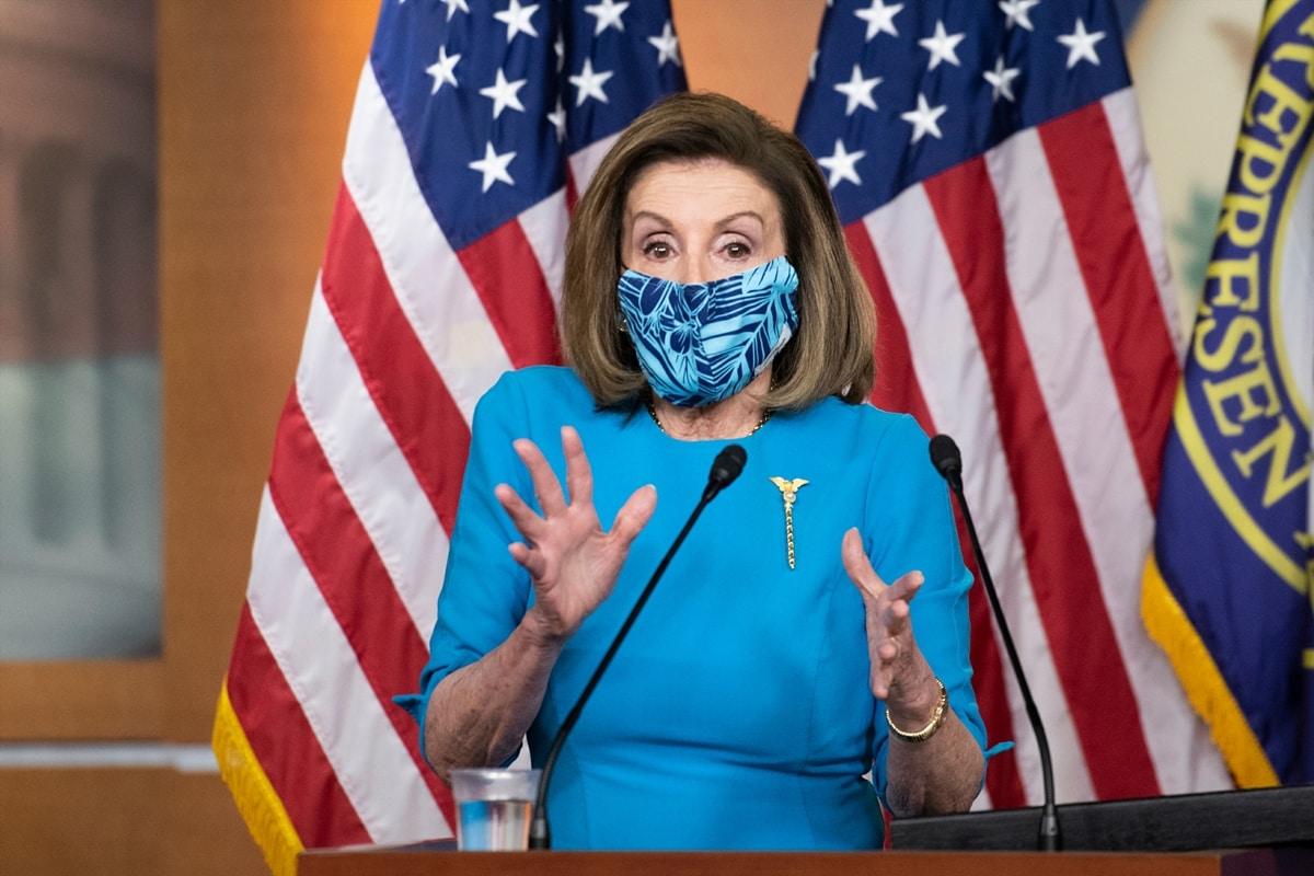 Nancy Pelosi has served as a U.S. Representative from California since 1987