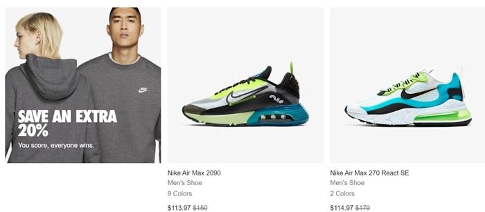 Nike Black Friday Deals 2020