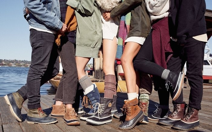 Sorel challenges the status quo by creating unexpected footwear that pushes the boundaries of function-first fashion