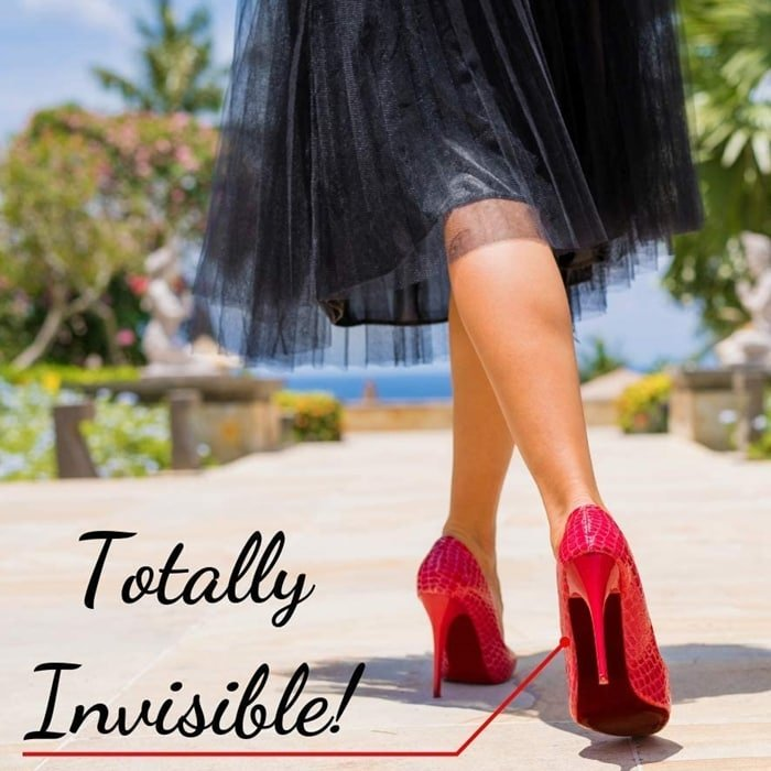 Designed by a podiatrist and engineered by a rocket scientist, these weight-shifting insoles were created for every woman who wants to wear high heels without the hurt