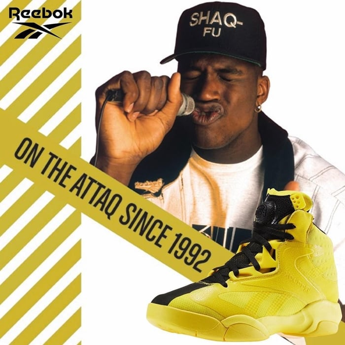 """Reebok's 2017 Shaq Attaq """"Modern"""" was inspired by Shaquille O'Neal's affinity for martial arts"""