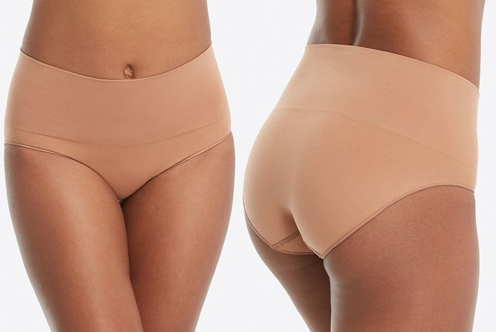 These panties provide just enough shaping to keep you confident and in control