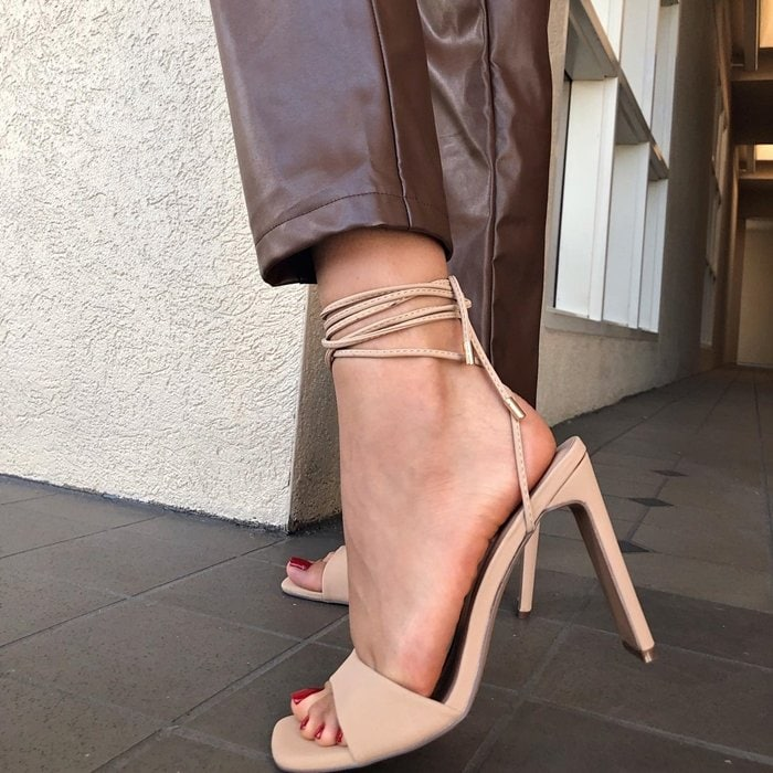 Up your shoe game with gorgeous Forever 21 high heels
