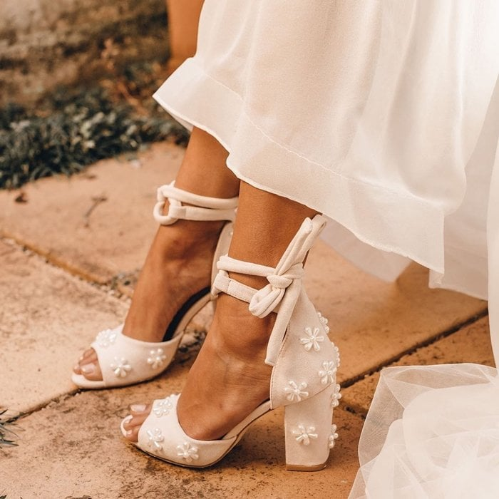 Forever Soles is a specialized bridal shoe company based in Byron Bay, a coastal town in the southeastern Australian state of New South Wales