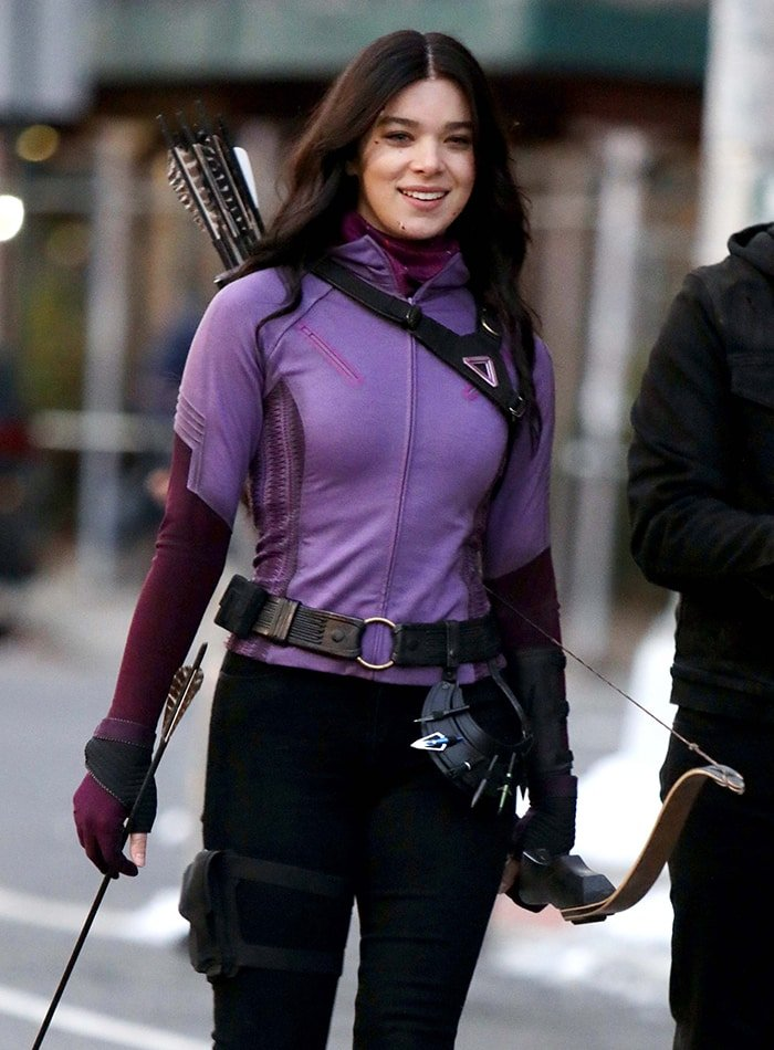 The upcoming Hawkeye series follows Clint Barton as he trains Kate Bishop to become the new Hawkeye