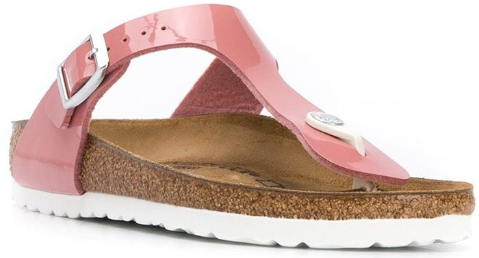Birkenstock Gizeh Patent Leather Sandals