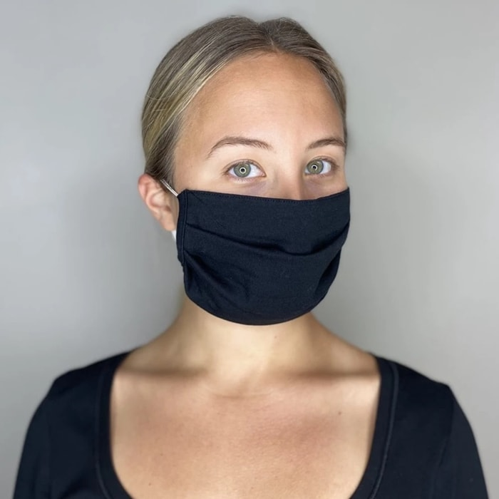 Kilogear face masks are individually handcrafted in the United States and recommended for casual use, not to replace N95 or other hospital issued masks