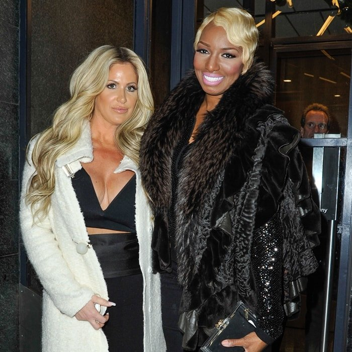 Kim Zolciak-Biermann and NeNe Leakes were original cast members in The Real Housewives of Atlanta