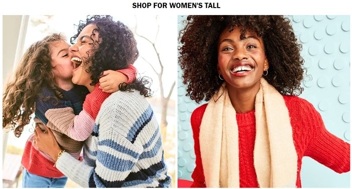 See what's new in tall women's clothes from Old Navy