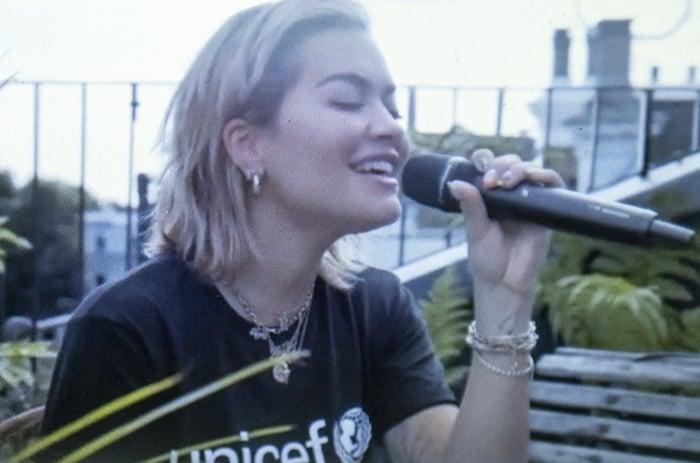 Rita Sahatçiu Ora is a British singer, songwriter, and actress