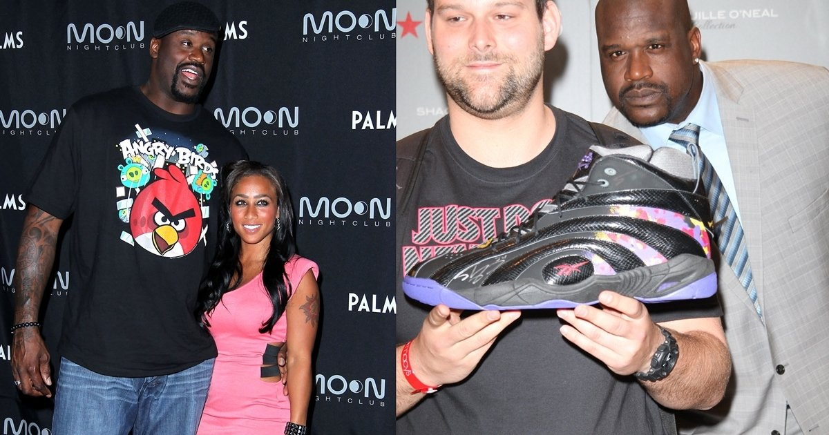 How Tall Is Shaquille ONeal and What Size Shoes Does He Wear?
