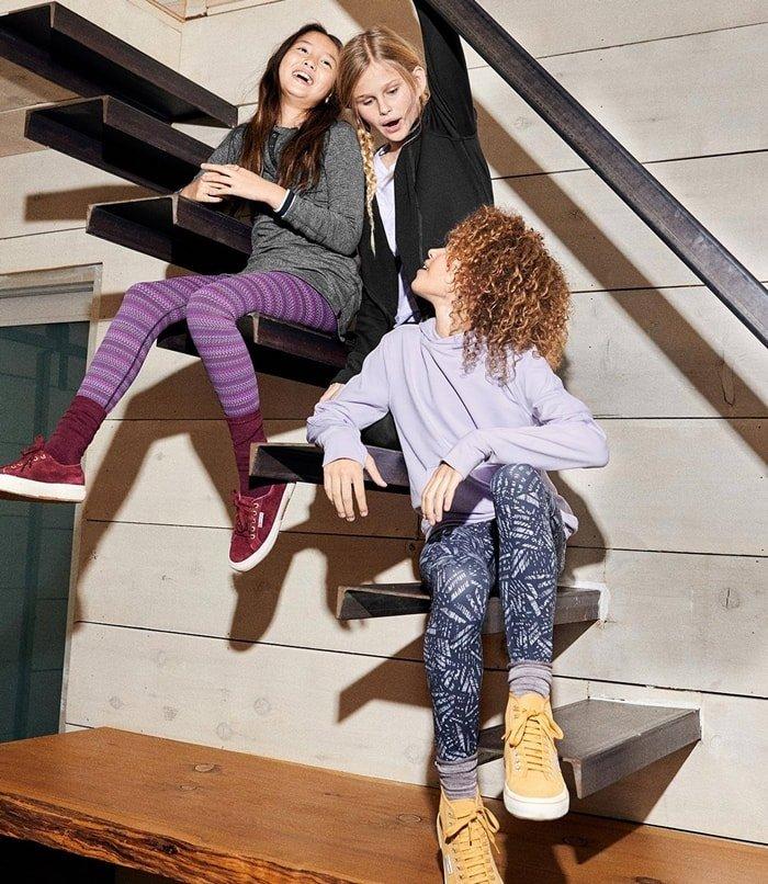 Teenage girls are increasingly wearing Lululemon's yoga pants instead of jeans