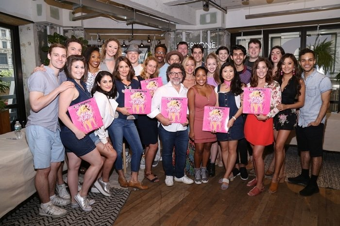 The 'Mean Girls' cast and creative team celebrate the original cast album vinyl release with a signing at Urban Outfitters