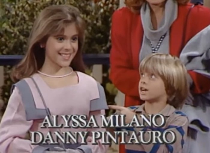 How Old Was Alyssa Milano As Samantha Micelli On Who S The Boss