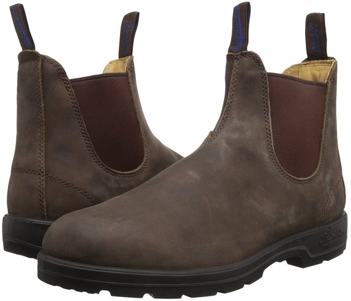 Fully waterproof with added warmth, Blundstone's Thermal series is made to keep you warm and dry