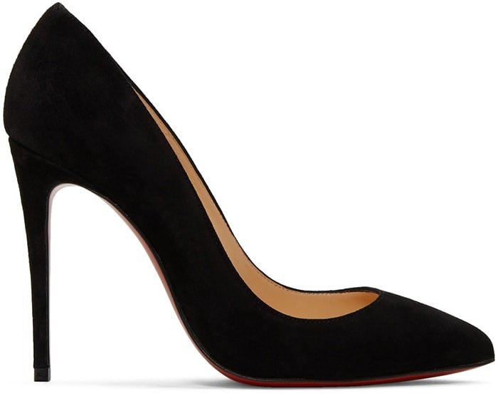 The Pigalle Follies pump is named after the famous Parisian nightclub Folie's Pigalle