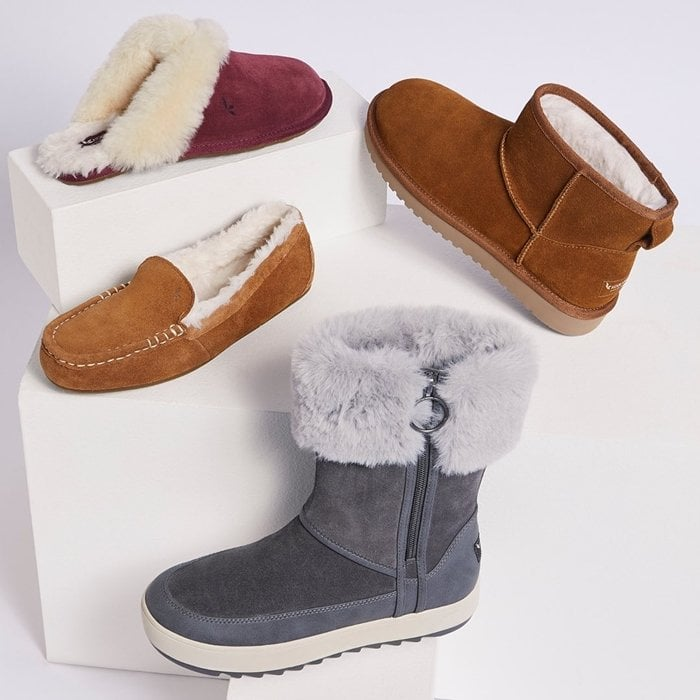 You can find discounted soft-as-cloud boots at DSW