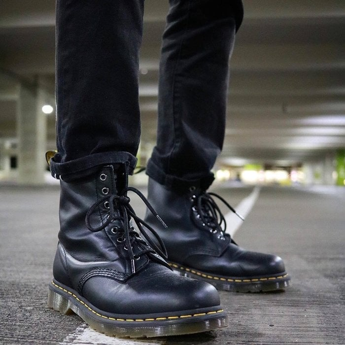 1460 boot is Dr. Martens' most steadfast and instantly recognizable silhouette