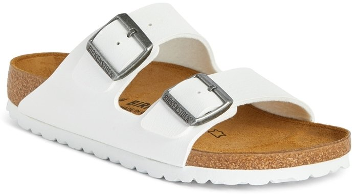Flats sandals are a great shoe choice for everyday comfort, ease, and enduring style