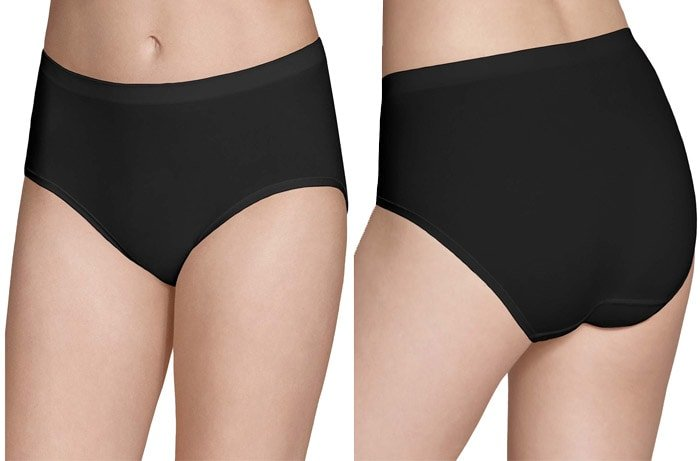 Pesky panty lines and irritating side seams are a thing of the past with Fruit of the Loom Seamless hi-cuts