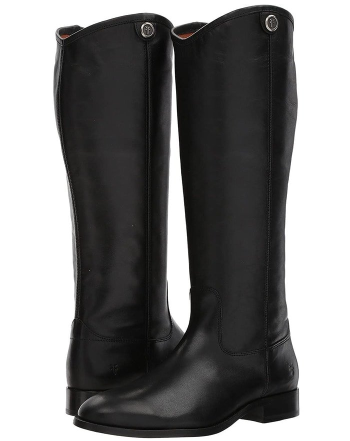 You will love the modern update of the equestrian-inspired Frye Melissa Button 2 boot