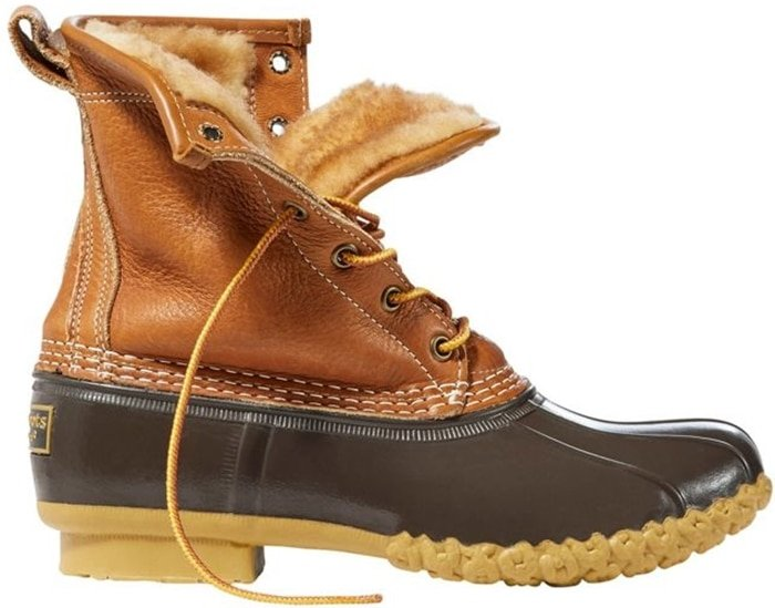 These classic boots are crafted in buttery-soft, gently tumbled leather with an extraordinarily plush shearling lining