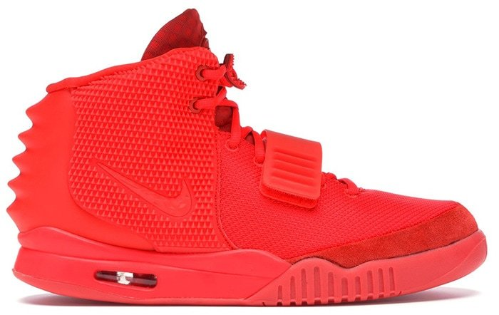 The Air Yeezy 2 Red October was Kanye West's last collaboration with Nike