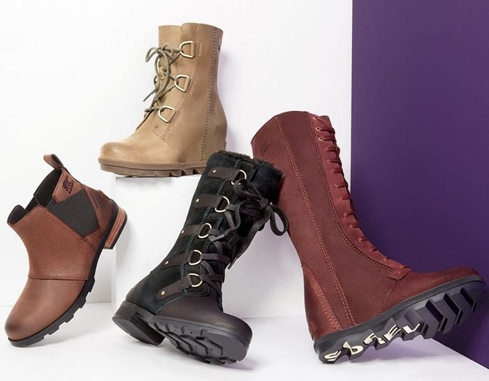 You can find discounted winter boots at Nordstrom Rack that are warm and waterproof