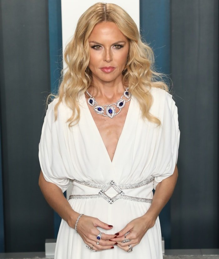 Rachel Zoe has a net worth of $16 million dollars