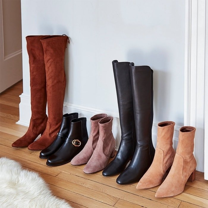 Shop luxury fashion boots on sale at Saks Off 5th