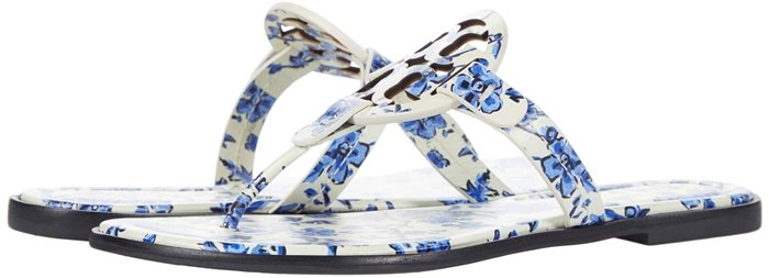 Also known as thong slippers, flip flops are flat casual sandals with a thin sole that leave your feet exposed