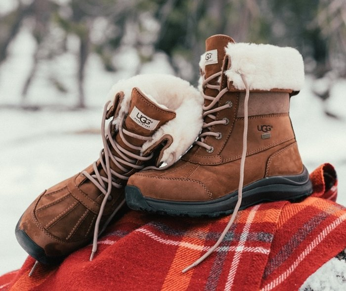 For all your winter needs, the waterproof Adirondack III features an outsole designed to stay flexible in freezing temps, extra warming insulation, and a cushioning insole