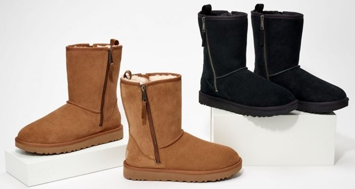 Ugg and Zappos hanv joined forces to launch an inclusive footwear collection for people with disabilities