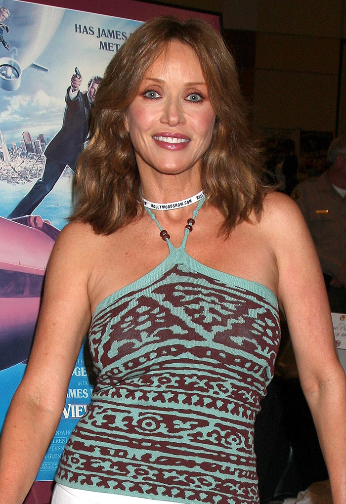 Bond Girl Tanya Roberts died at the age of 65 on January 4, 2021