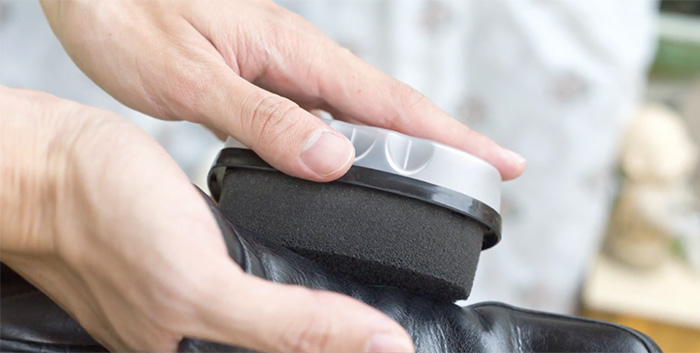Proper shoe care prevents shoe leather from drying out and preserves shine and suppleness