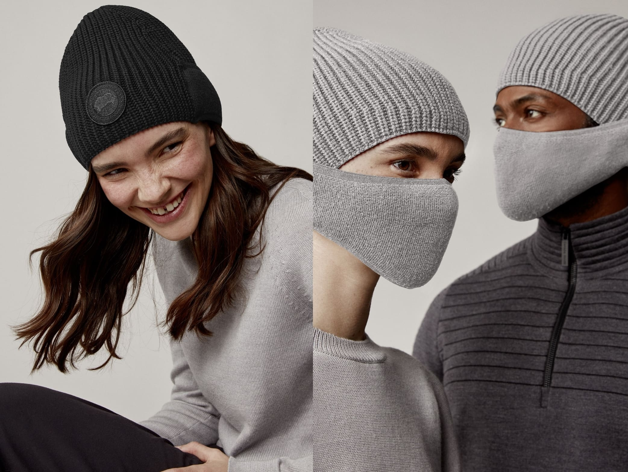 This hat will take you through the full range of weather this season with Italian-spun Merino wool for breathable warmth