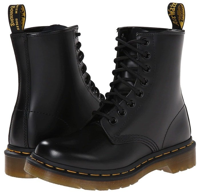 1460 is the original Dr. Martens boot and looks great with joggers