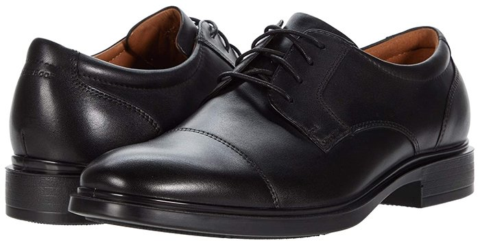 Stay comfy and professional-looking in these Florsheim oxfords