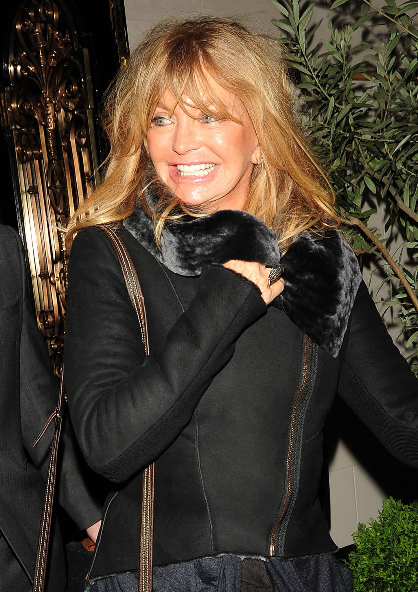 Goldie Hawn, pictured in 2011, has been the subject of plastic surgery speculations for years due to her youthful look
