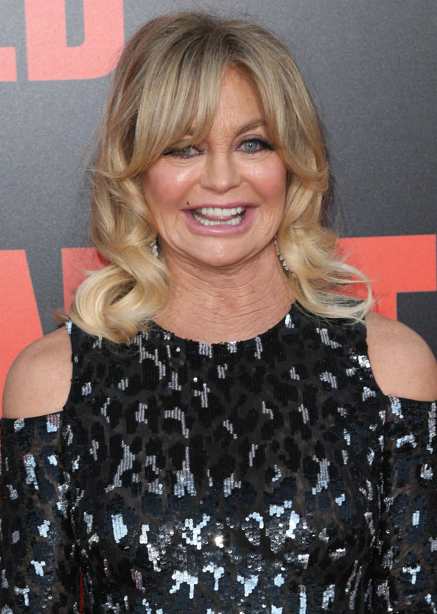 "Goldie Hawn attends the film premiere of ""Snatched"""