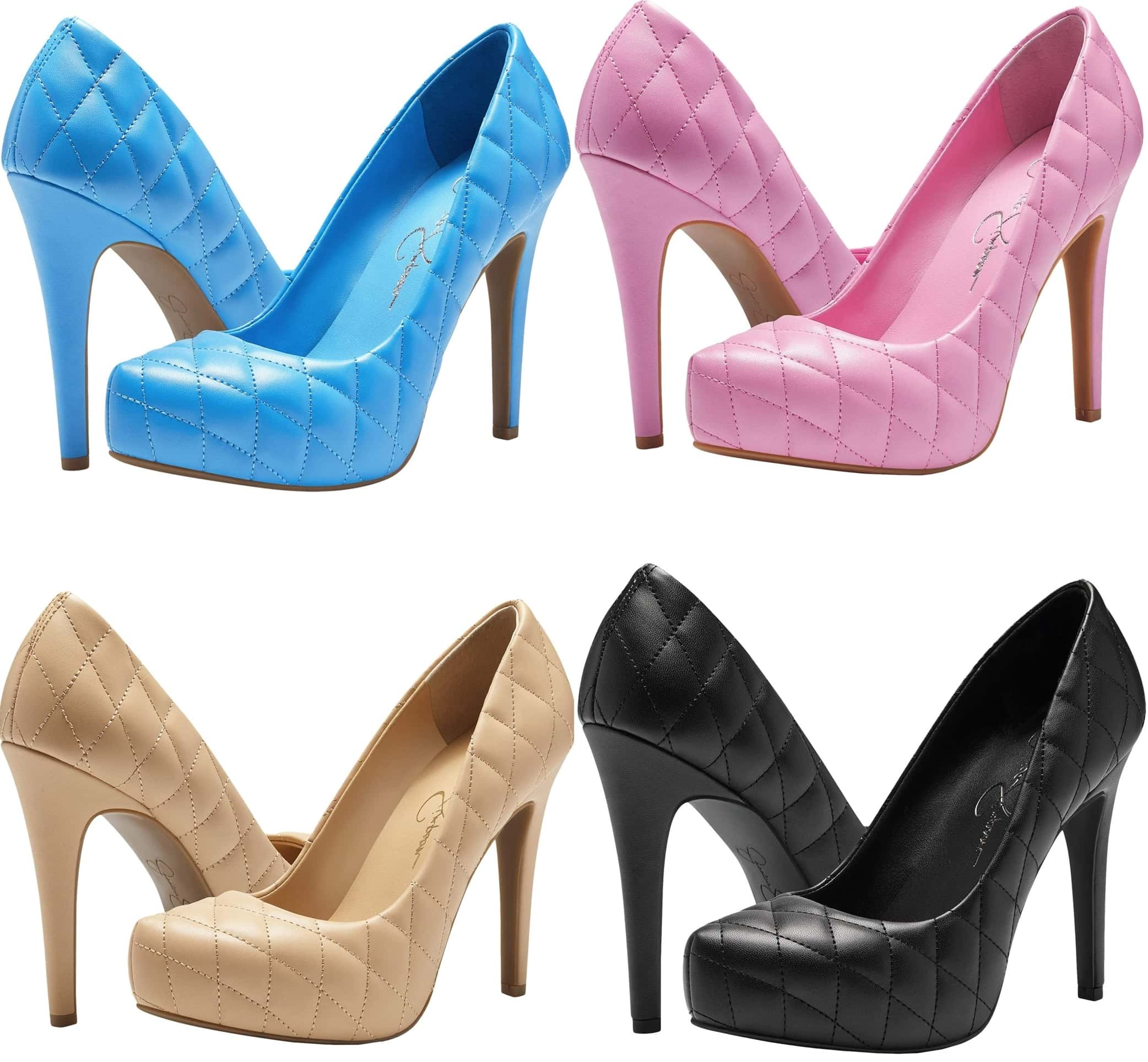 The Jessica Simpson Parisah platform pump is the perfect addition to your must-have collection