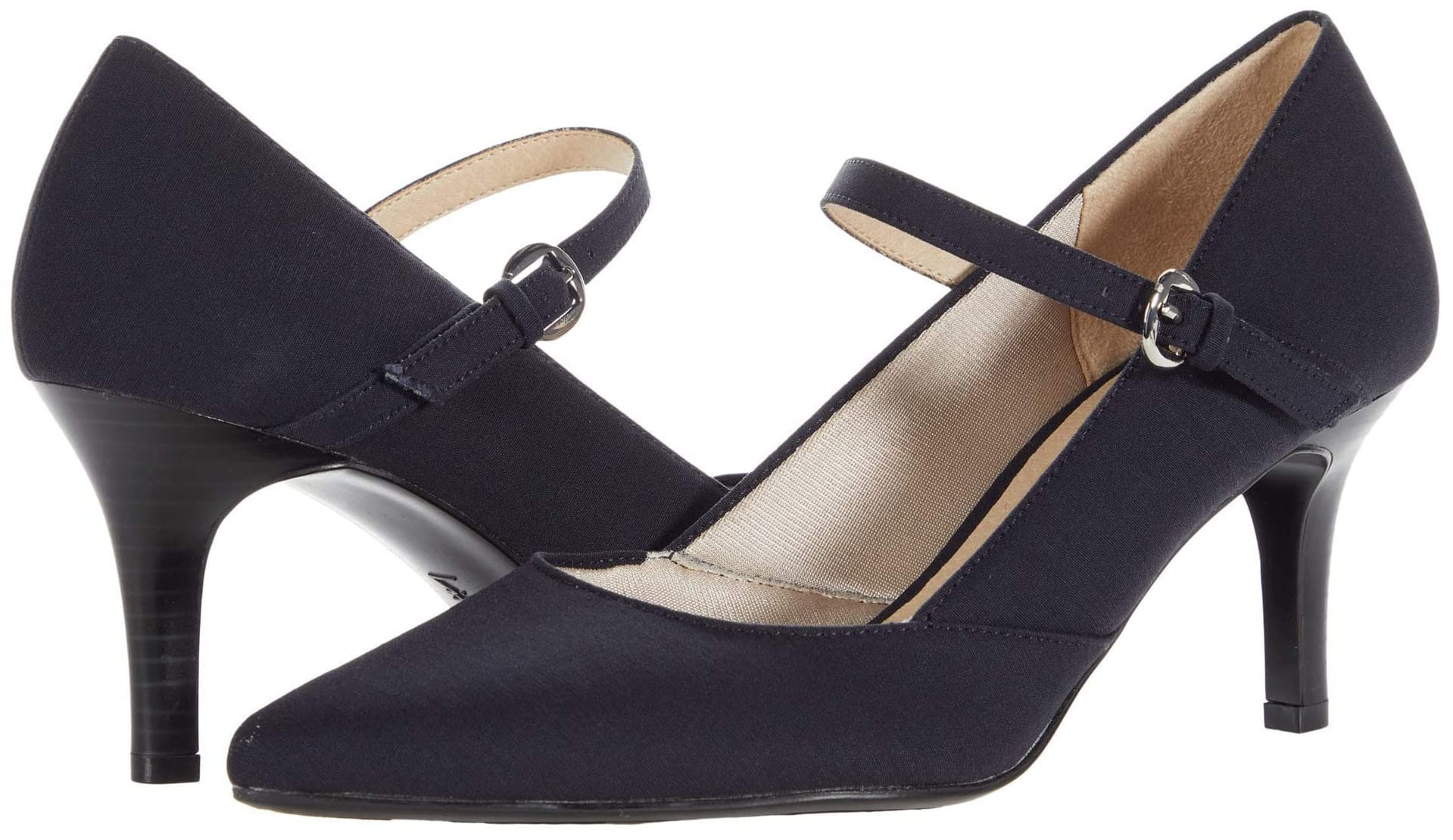 Elevate your look with lasting comfort with the LifeStride Sandrine Mary Janes