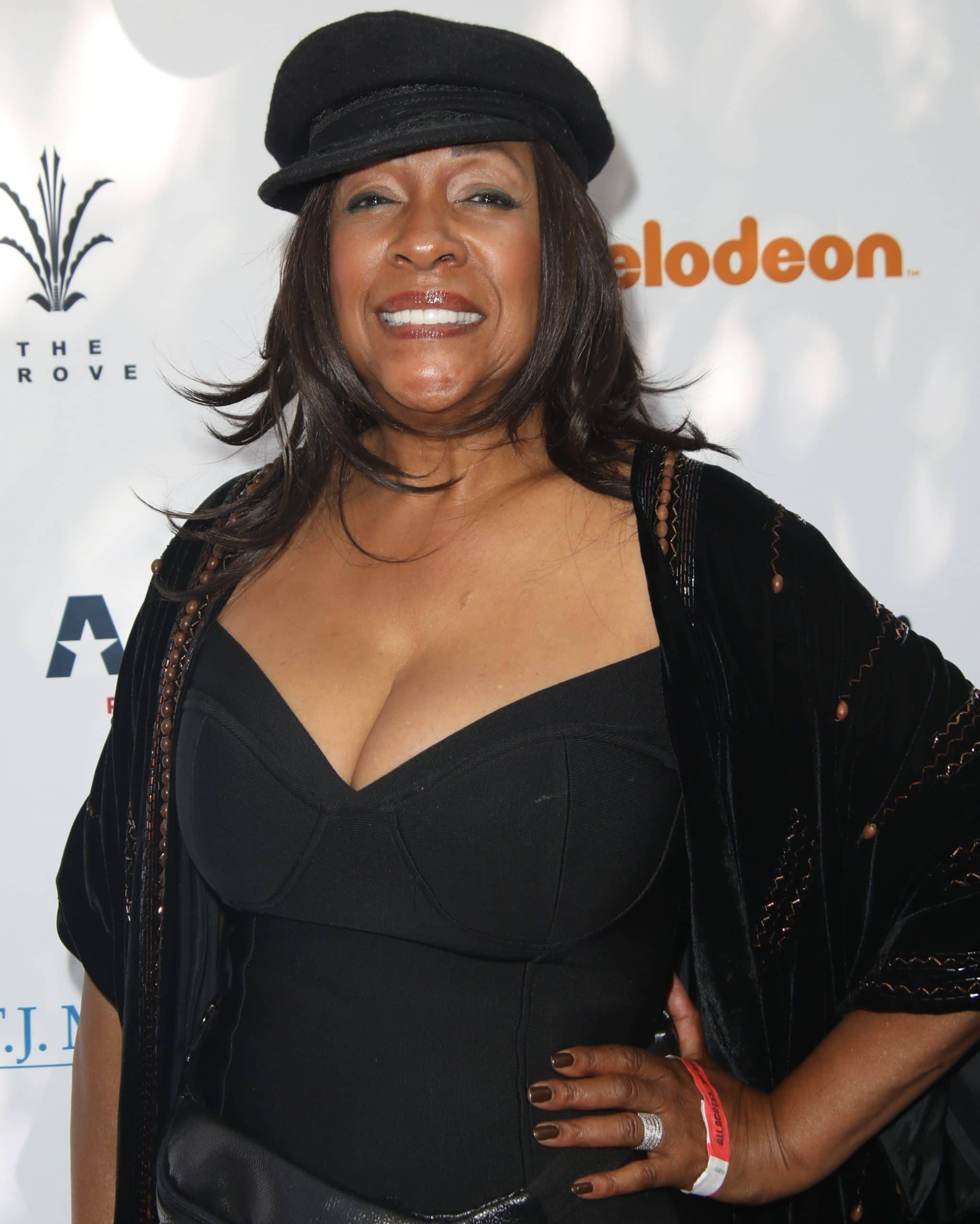 Mary Wilson attends T.J. Martell Foundation's 10th Annual LA Family Day