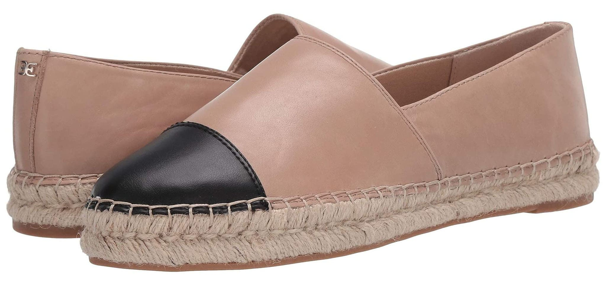 Rest your feet and swap your heels for espadrille flats like the Sam Edelman Krissy
