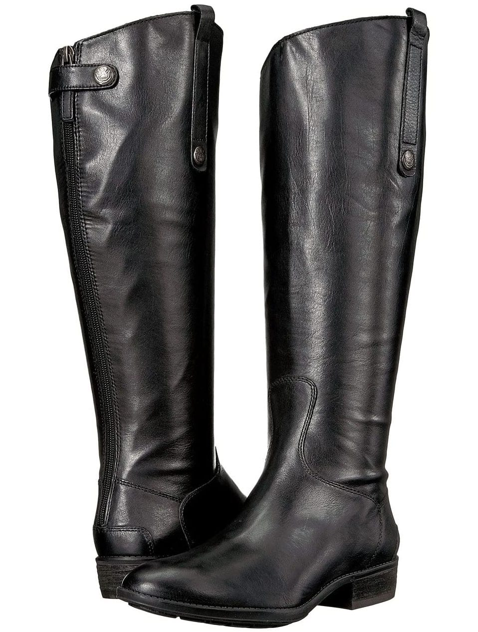 For the women who need extra legroom, Sam Edelman also offers a wide calf version of the Penny boots