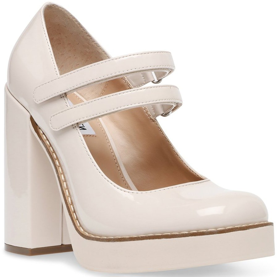 Channel '90s valley girl in Steve Madden's Twice Mary Jane pumps