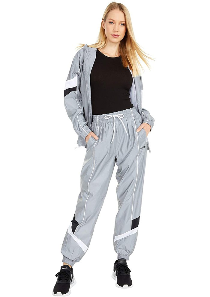 No one will pick you if you're wearing this too casual Adidas tracksuit